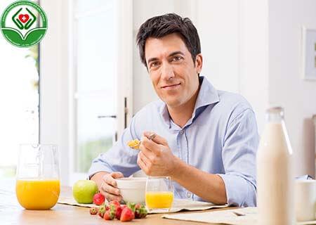 Chế độ dinh dưỡng giúp chữa liệt dương