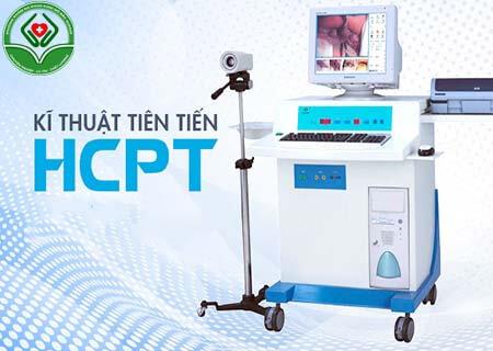 HCPT điều trị polyp hậu môn