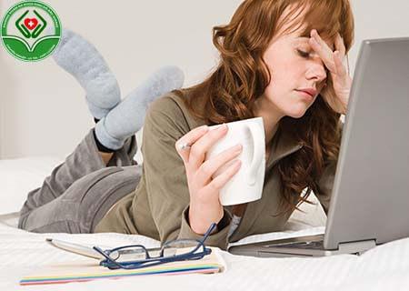 Stress cũng là nguyên nhân gây bệnh