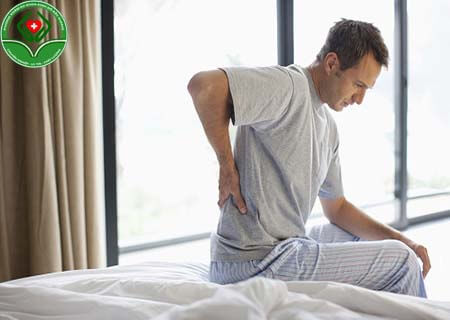 Viêm bàng quang gây đau lưng và bụng dưới