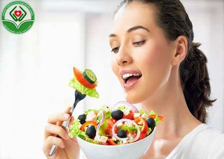 Chế độ ăn uống hợp lý
