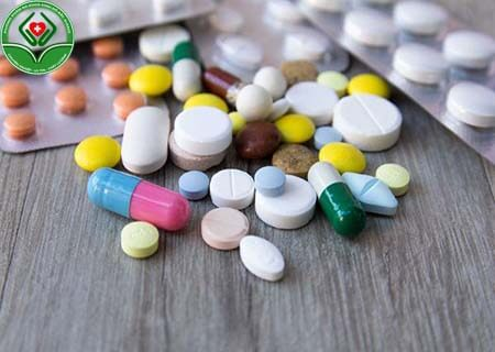 Chữa đau tuyến tiền liệt bằng thuốc