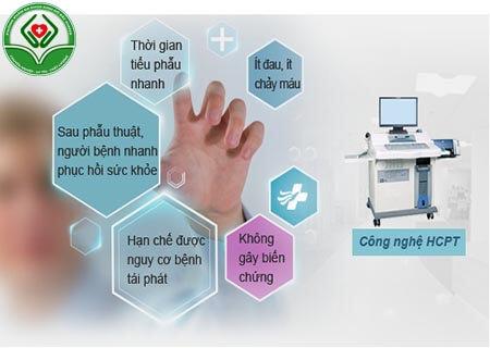 Phương pháp điều trị sa trực tràng