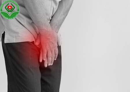 Biểu hiện bệnh viêm bàng quang ở nam giới