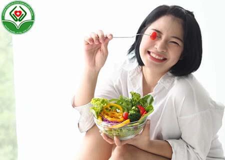 Xây dựng chế độ dinh dưỡng hợp lý