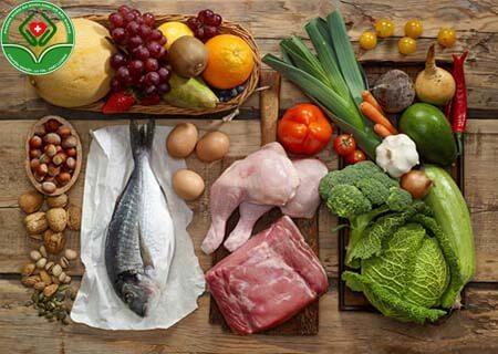 Chế độ dinh dưỡng giúp cải thiện sức sống tinh trùng