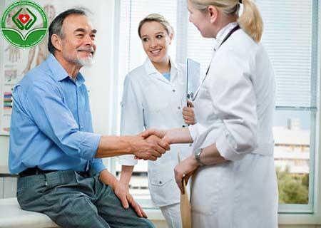 Địa chỉ uy tín chữa viêm tiền liệt tuyến