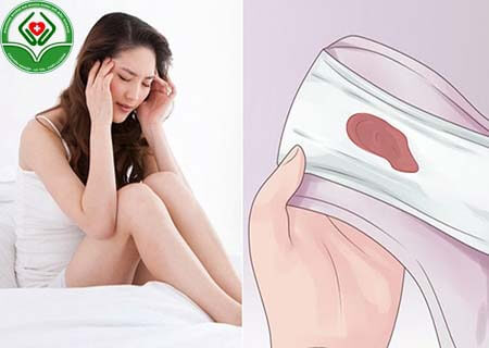 Tại sao xuất hiện dịch màu nâu sau hút thai