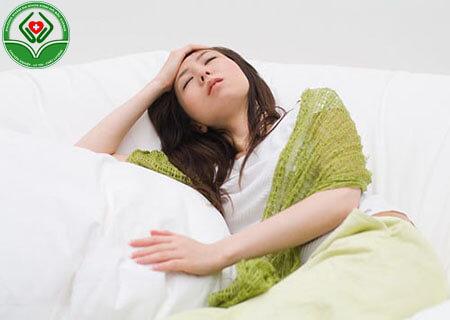 Ảnh hưởng của đau bụng kinh