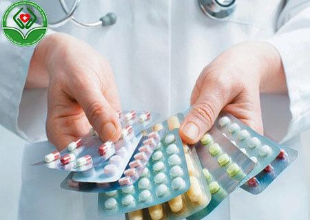 Điều trị viêm lộ tuyến bằng thuốc