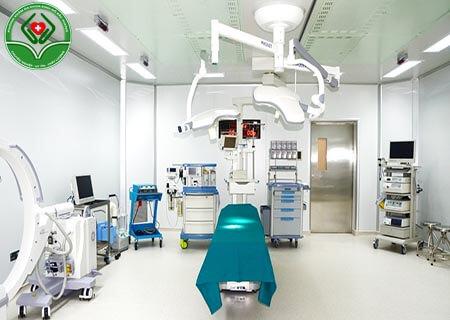 Phòng khám đầu tư trang thiết bị y tế hiện đại