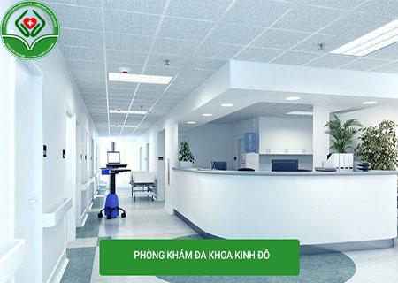 Phòng khám Kinh Đô-Địa chỉ uy tín cho người bệnh