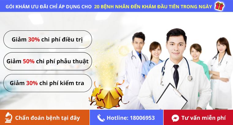 Gói khám sức khỏe