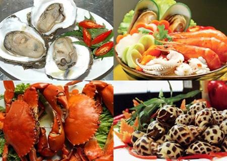 Các loại hải sản tốt nhất cho tinh trùng