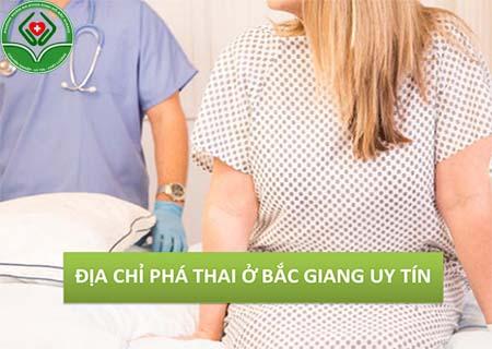 Địa chỉ phá thai an toàn tại Bắc Giang