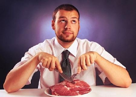 Nam giới nên hạn chế ăn thịt