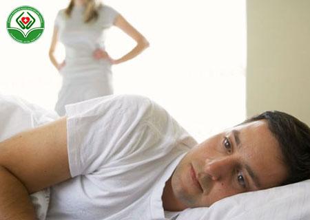 Ngứa bao quy đầu sau khi quan hệ