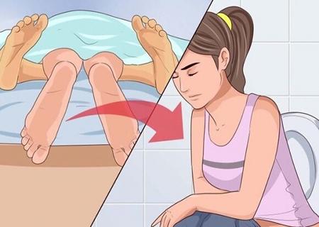 Tại sao bạn nên đi tiểu sau khi quan hệ?